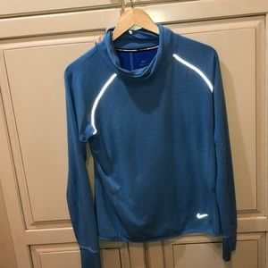 Nike running sweatshirt
